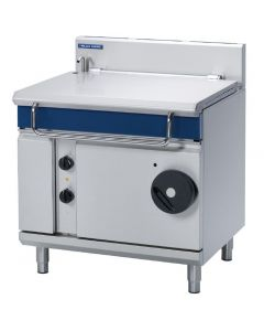 This is an image of a Blue Seal Evolution Tilting Bratt Pan Manual Tilt  80Ltr G580-8N
