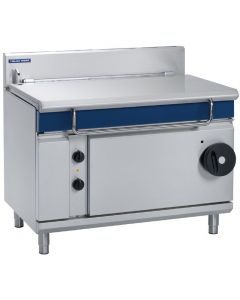 This is an image of a Blue Seal Evolution Tilting Bratt Pan Manual Tilt  120Ltr G580-12L