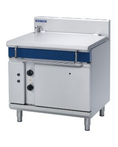 This is an image of a Blue Seal Evolution Tilting Bratt Pan 80Ltr E580-8E