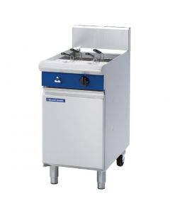 This is an image of a Blue Seal Evolution Single Tank Pasta Cooker Nat Gas400mm G47N