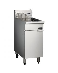 This is an image of a Blue Seal Single Fryer Natural Gas CF2N