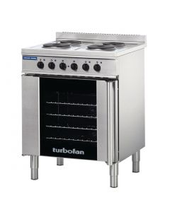This is an image of a Blue Seal Turbofan Convection Oven E931M