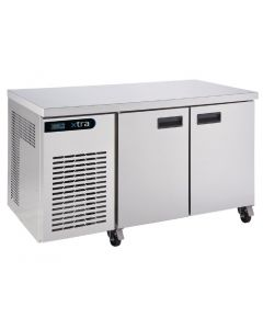This is an image of a Foster Xtra 2 Door Counter Fridge XR2H