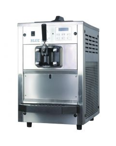 This is an image of a Blue Ice Table Top Ice Cream Machine T10