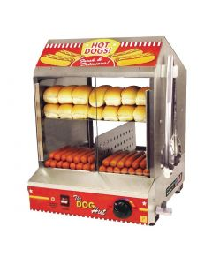 This is an image of a JM Posner Dog Hut Hot Dog Steamer 230V 1200watt (Direct)