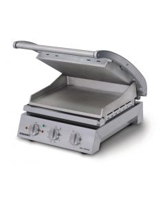 This is an image of a Roband Contact Grill 6 Slice Ribbed Top Plate 2200W GSA610R
