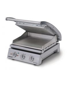 This is an image of a Roband Contact Grill 8 Slice Ribbed Top Plate 2990W GSA815R