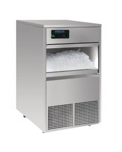This is an image of a Polar Bullet Ice Maker 50kg Output