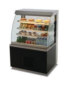This is an image of a Victor Optimax Refrigerated Display Unit 1000mm