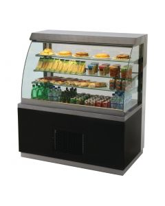 This is an image of a Victor Optimax Refrigerated Display Unit 1300mm