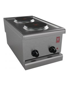 This is an image of a Falcon 350 Series 2 Hotplate Electric Boiling Top E35032