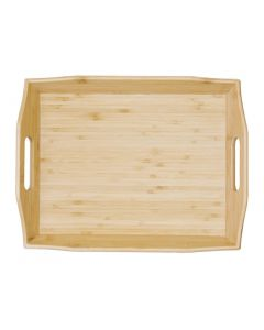 This is an image of a Bamboo Butlers Tray Small - 290x381x55mm
