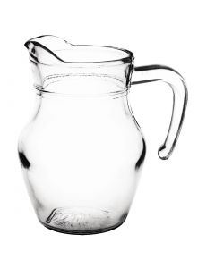 This is an image of a Olympia Glass Jug - 05Ltr (Box 6)