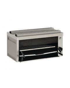 This is an image of a Parry Salamander Grill 590mm Wide LPG Gas (Direct)