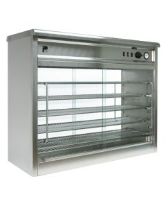 This is an image of a Parry Pie Master Pie Cabinet PC140G