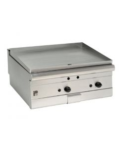 This is an image of a Parry Griddle 600mm Wide Natural Gas (Direct)