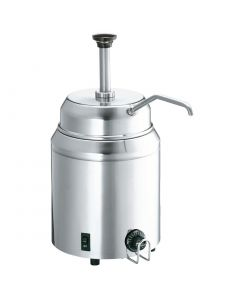 This is an image of a Server Hot Sauce Dispenser FSP