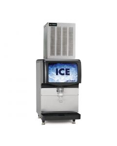 This is an image of a Ice-O-Matic Modular Nugget Ice Machine GEM0655
