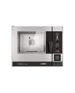 This is an image of a Lainox Compact 6 x 11 GN Manual Assisted Cooking Boiler Oven 3 Phase (Direct)