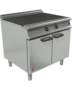 This is an image of a Falcon Dominator Plus Solid Top Oven Range Natural Gas G3107