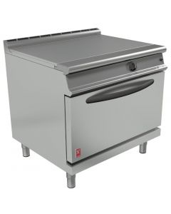 This is an image of a Falcon Dominator Plus General Purpose Oven with Drop Down Door NAT (Direct)