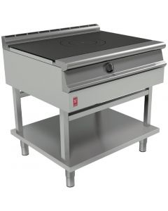 This is an image of a Falcon Dominator Plus Solid Top Boiling Table NAT (Direct)
