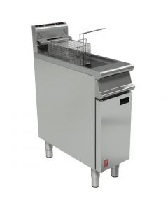 This is an image of a Falcon Dominator Plus Single Basket Fryer Natural Gas G3830