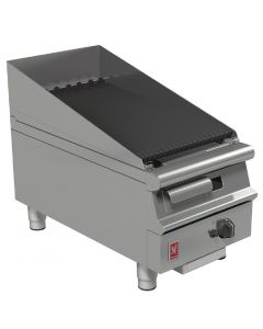 This is an image of a Falcon Dominator Plus 400mm Wide Chargrill LPG (Direct)