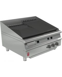 This is an image of a Falcon Dominator Plus 900mm Wide Chargrill NAT (Direct)
