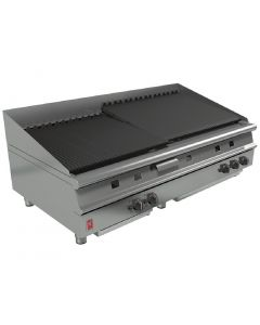 This is an image of a Falcon Dominator Plus Chargrill LPG G31525
