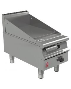This is an image of a Falcon Dominator Plus 400mm Wide Smooth Griddle LPG (Direct)