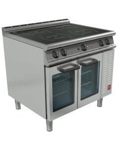 This is an image of a Falcon Dominator Plus Induction Range 4 x 35kW (Direct)