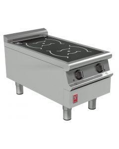 This is an image of a Falcon Dominator Plus Induction Boiling Top 2 x 35kW (Direct)