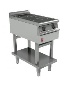 This is an image of a Falcon Dominator Plus Induction Boiling Table 2 x 5kW (Direct)