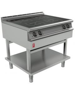 This is an image of a Falcon Dominator Plus Induction Boiling Table 4 x 35kW (Direct)