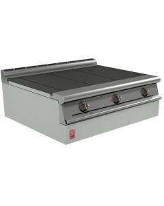 This is an image of a Falcon Dominator Plus 3 Hotplate Electric Boiling Top (Direct)