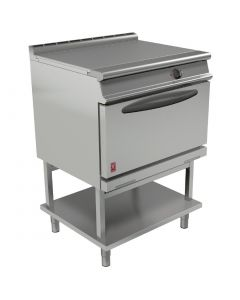 This is an image of a Falcon Dominator Plus Gen Purp Oven wDrop Down Door on Stand Electric(Direct)