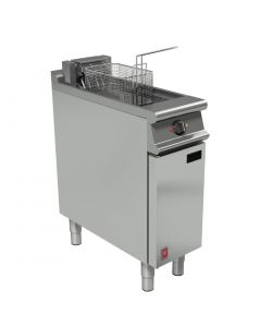This is an image of a Falcon Dominator Plus 1 Pan 1 Basket 24kghr Electric Fryer (Direct)