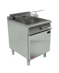 This is an image of a Falcon Dominator Plus 1 Pan 2 Basket 48kghr Electric Fryer (Direct)