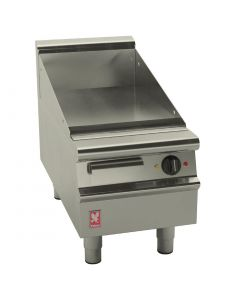 This is an image of a Falcon Dominator Plus 400mm Wide Smooth Electric Griddle (Direct)