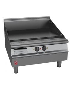 This is an image of a Falcon Dominator Plus 800mm Wide Smooth Griddle E3481