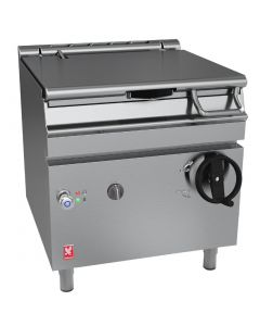 This is an image of a Falcon Dominator Plus Electric Duplex Steel Bratt Pan (Direct)