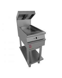 This is an image of a Falcon Dominator Plus Chip Scuttle on Fixed Stand E3405