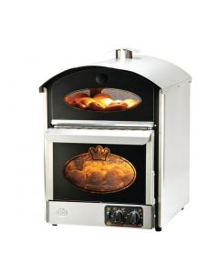This is an image of a King Edward Bake King Mini Oven Stainless Steel BKNSS