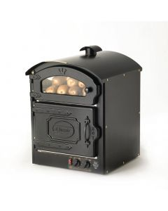 This is an image of a King Edward Classic 25 Oven Black CLASS25BLK