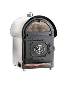 This is an image of a King Edward Large Potato Baker Stainless Steel PB2FVSS