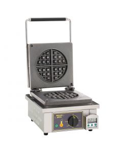 This is an image of a Roller Grill Round Waffle Maker GES75