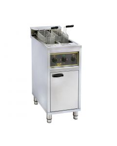 This is an image of a Roller Grill Double Fryer RFE20C