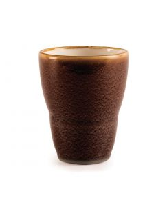 This is an image of a Olympia Kiln Bark Tumbler - 440ml 15 12oz (Box 6)