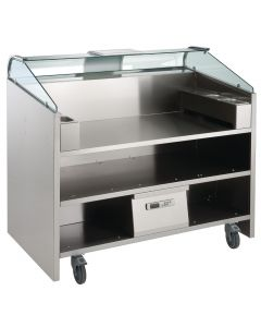 This is an image of a Electrolux 3 Point Mobile Cooking Unit NELP3G (Direct)